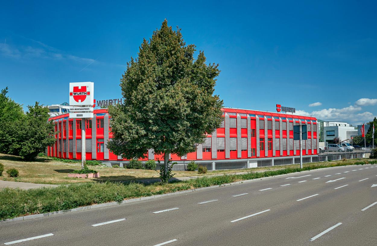 Würth Niederlassung Stuttgart-Hallschlag