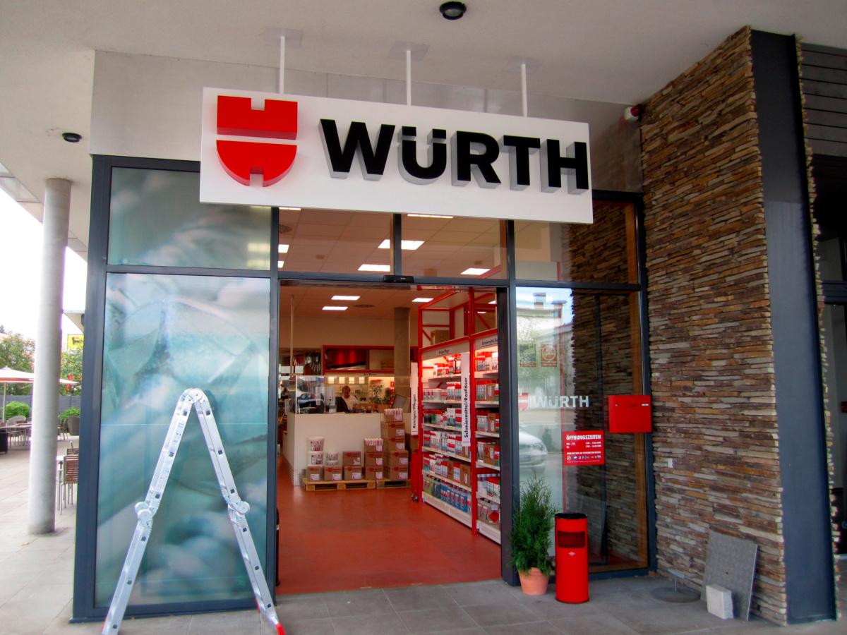 Würth Niederlassung Albstadt