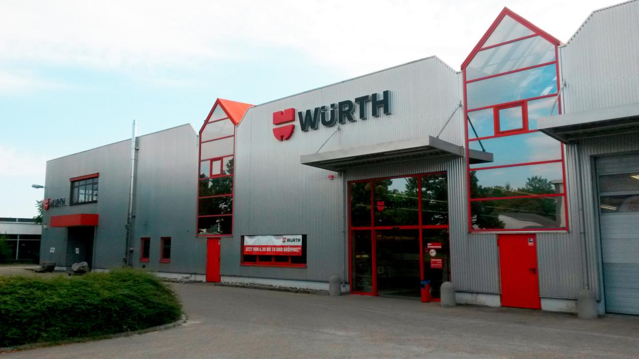 Würth Niederlassung Augsburg-Gersthofen