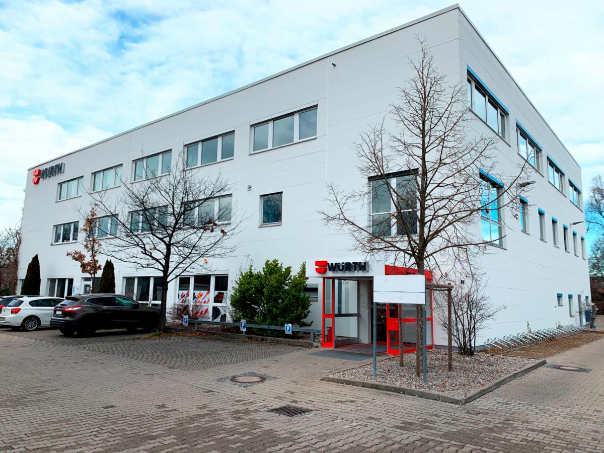 Würth Niederlassung Augsburg-Spickel