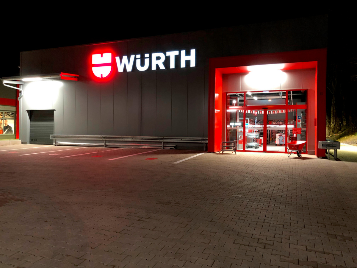 Würth Niederlassung Dortmund-Lindenhorst