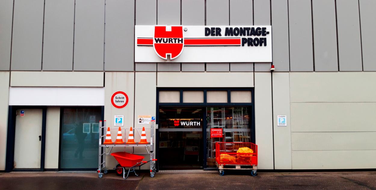 Würth Niederlassung Bonn