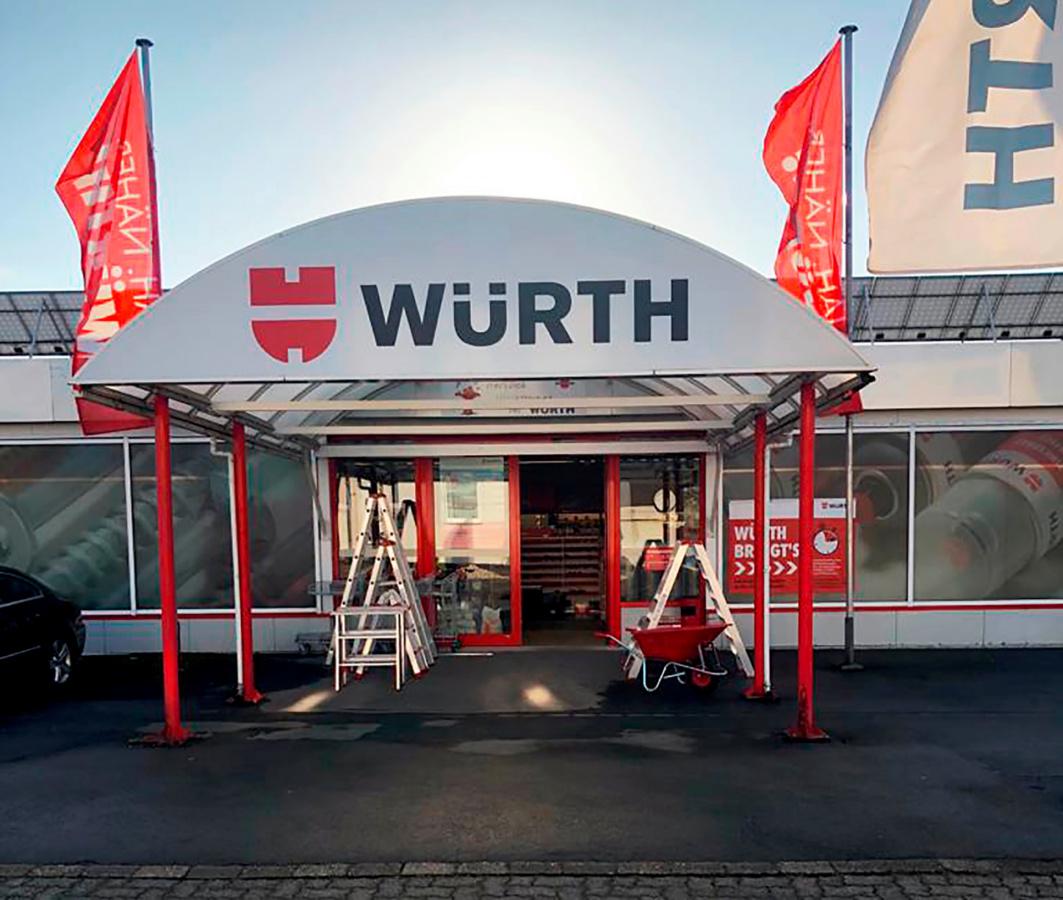 Würth Niederlassung Holzwickede