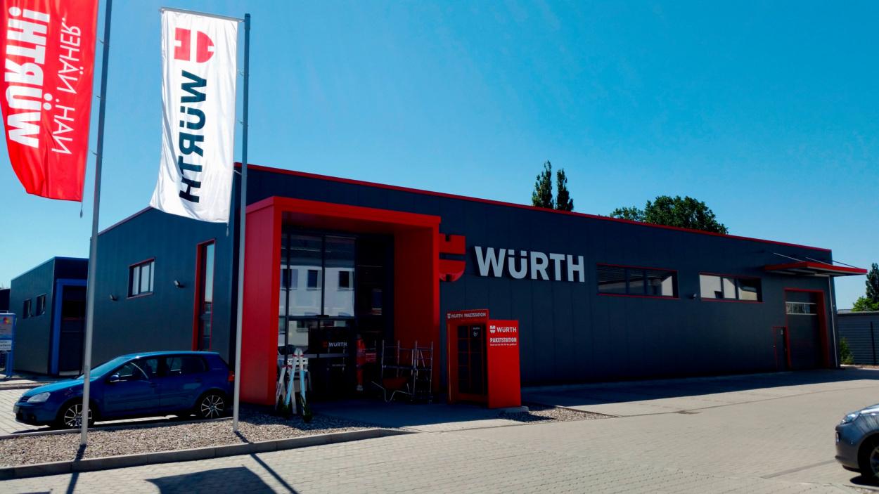 Bild Niederlassung Rostock-Lambrechtshagen