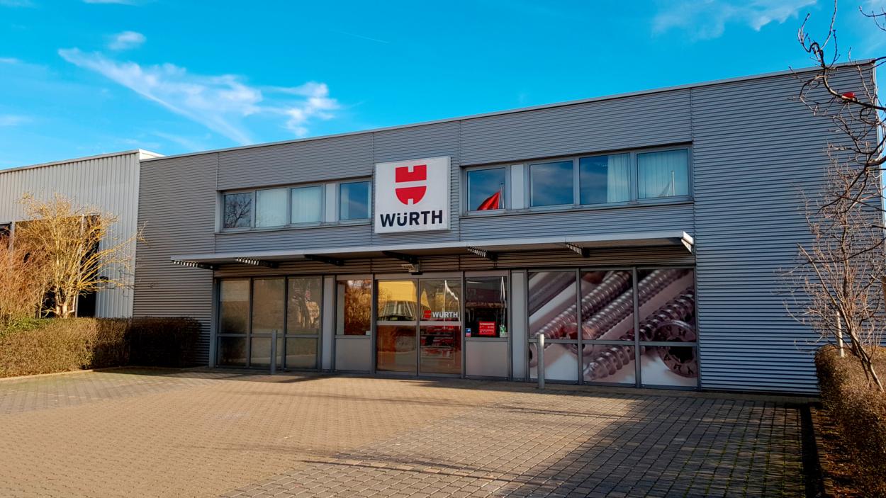 Würth Niederlassung Darmstadt