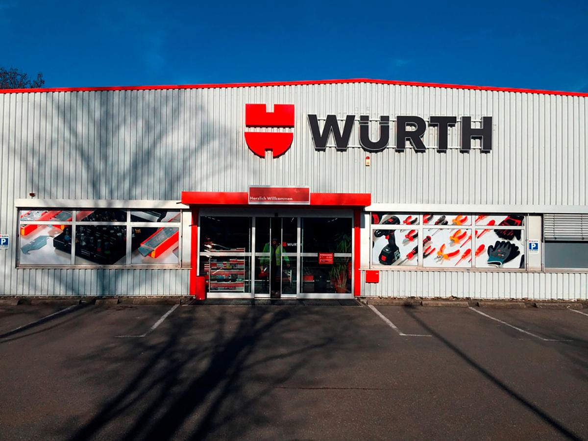 Würth Niederlassung Heilbronn
