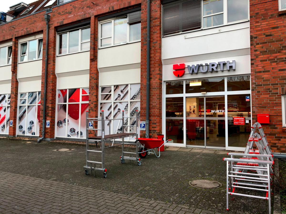 Würth Niederlassung Bremen Osterholz