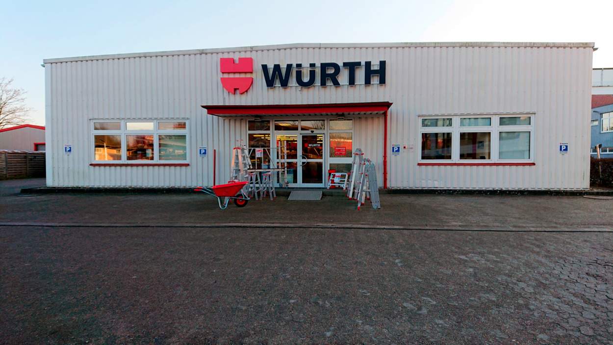 Würth Niederlassung Kiel