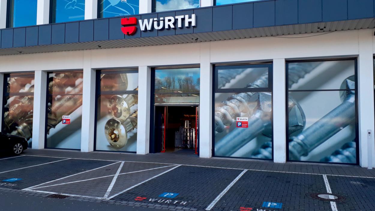 Würth Niederlassung Wuppertal