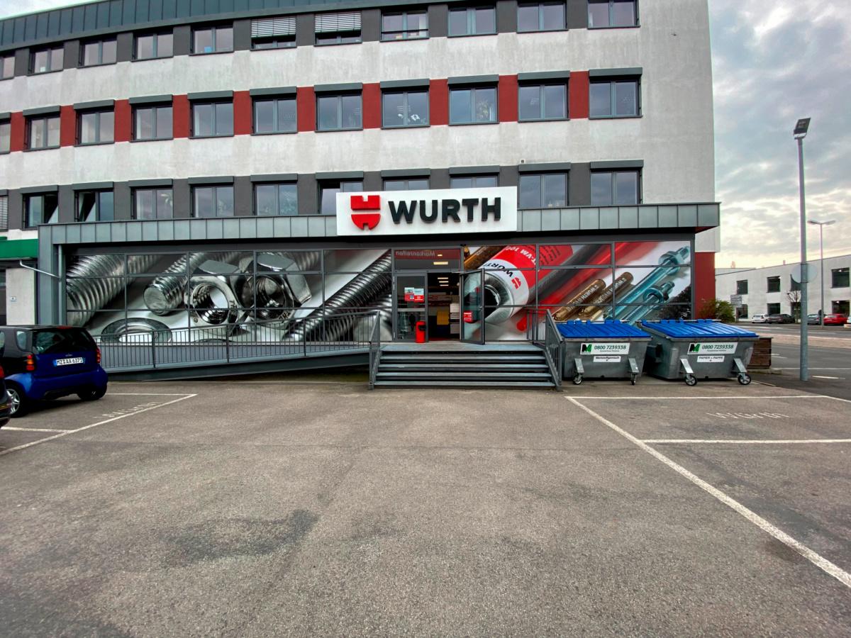 Würth Mainz