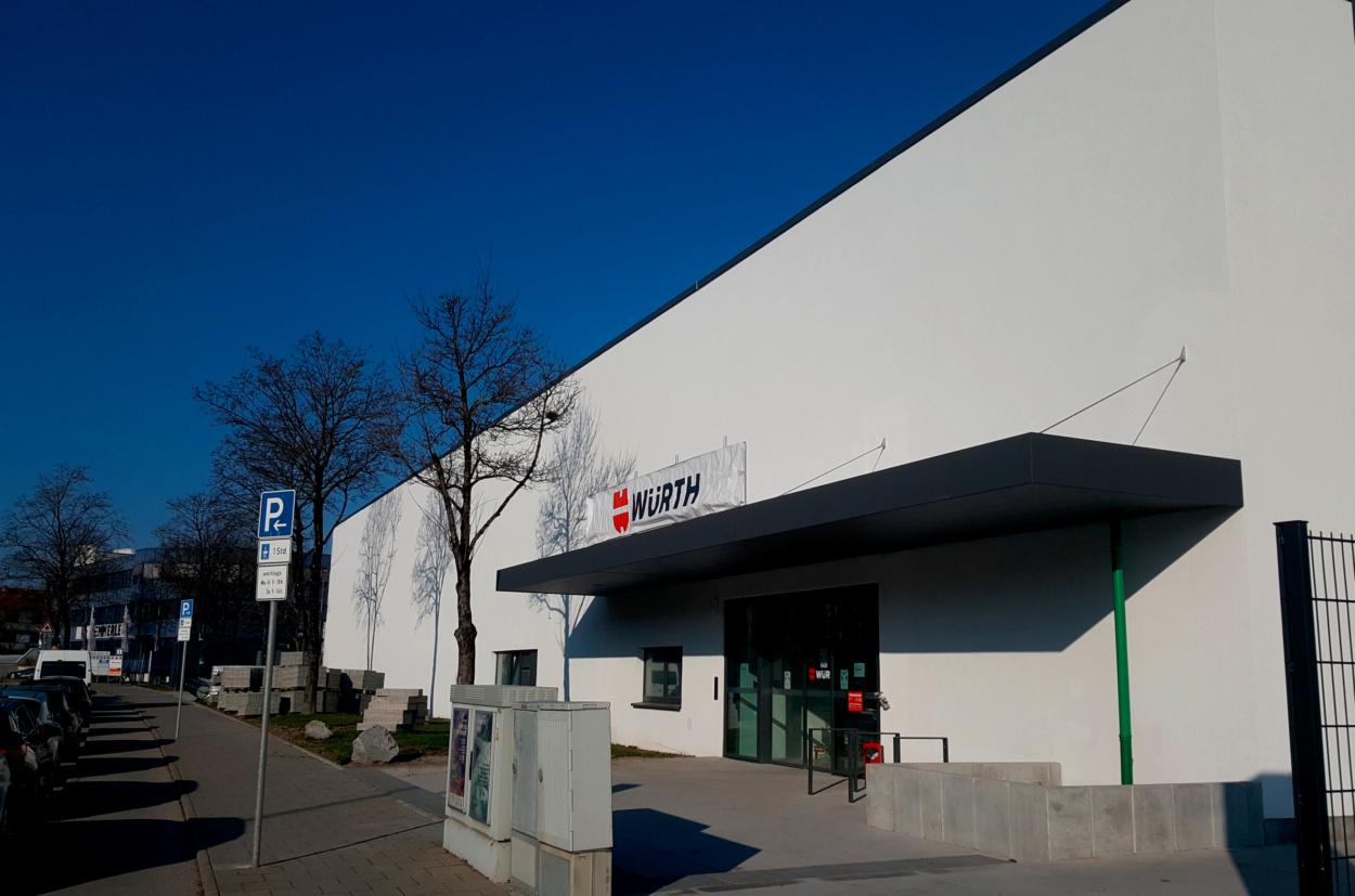 Würth Niederlassung München-Moosfeld