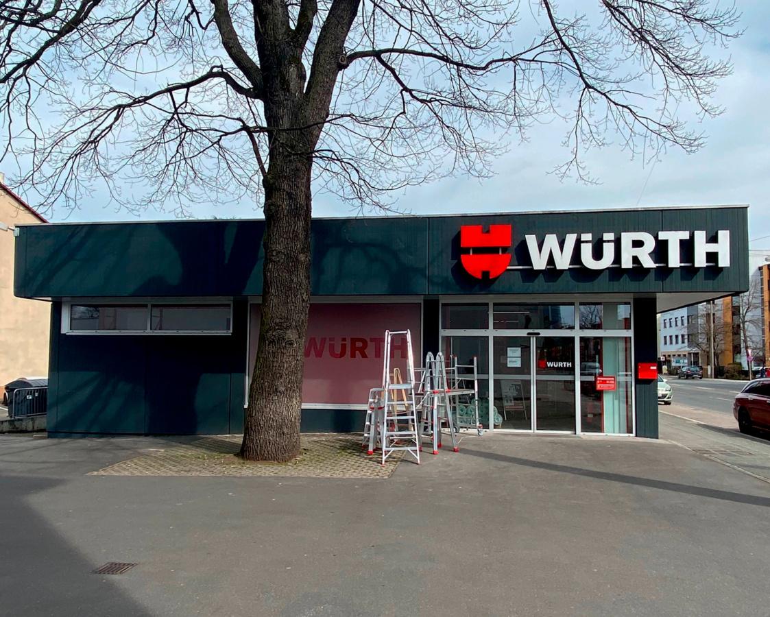 Würth Niederlassung Nürnberg-Mögeldorf
