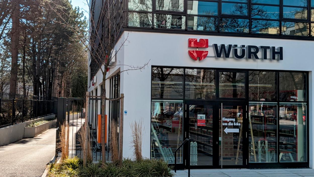 Würth Niederlassung München-Perlach