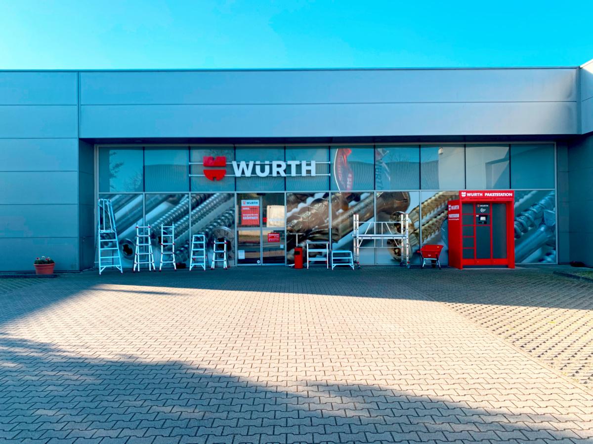 Würth Niederlassung Bremen-Hemelingen