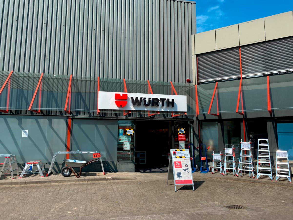 Würth Niederlassung Bielefeld