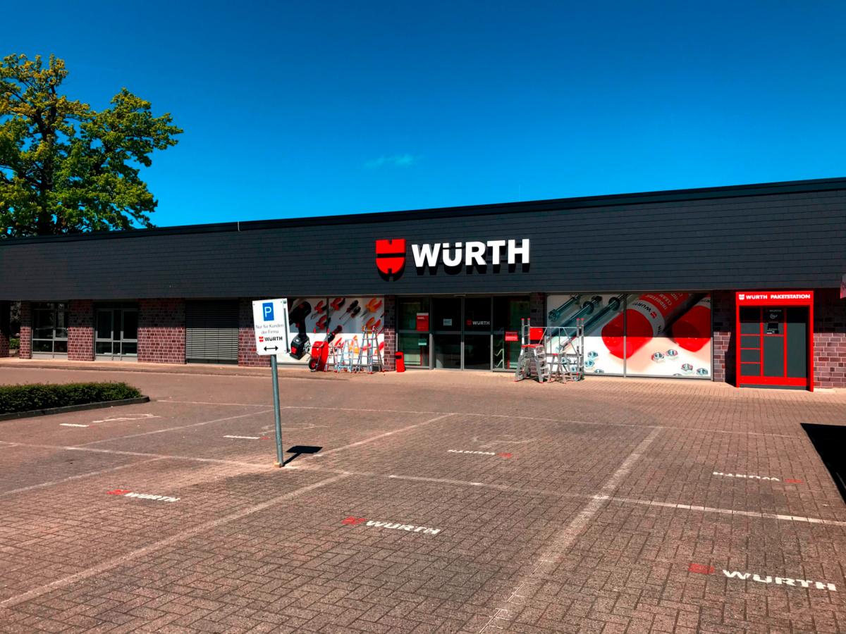 Würth Niederlassung Oldenburg