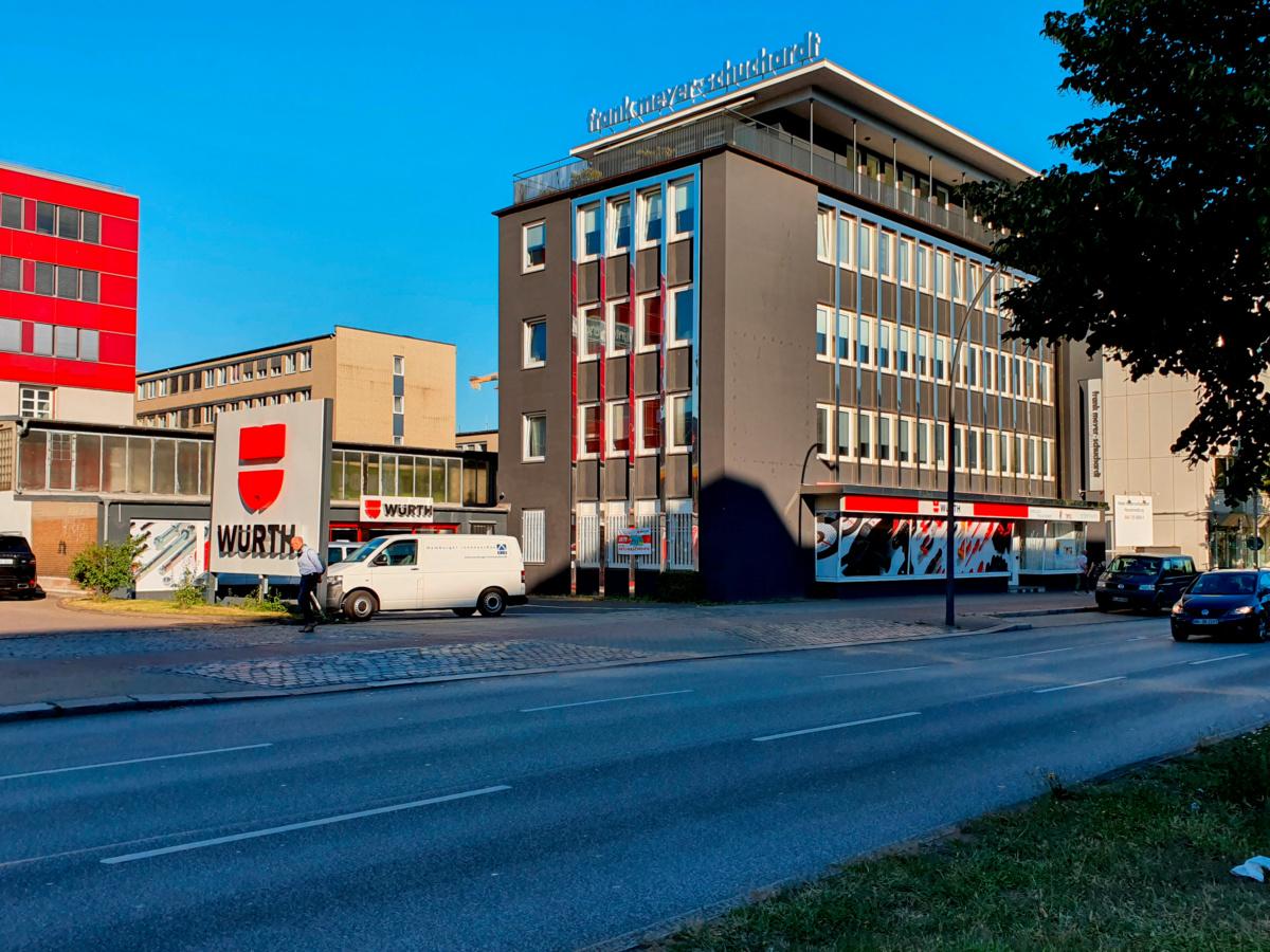 Bild Niederlassung Hamburg-Heidenkampsweg