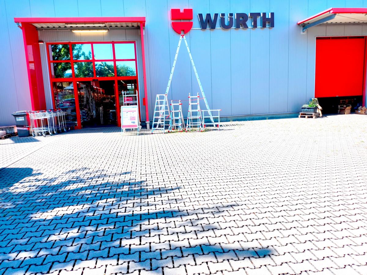 Bild Niederlassung Weinheim