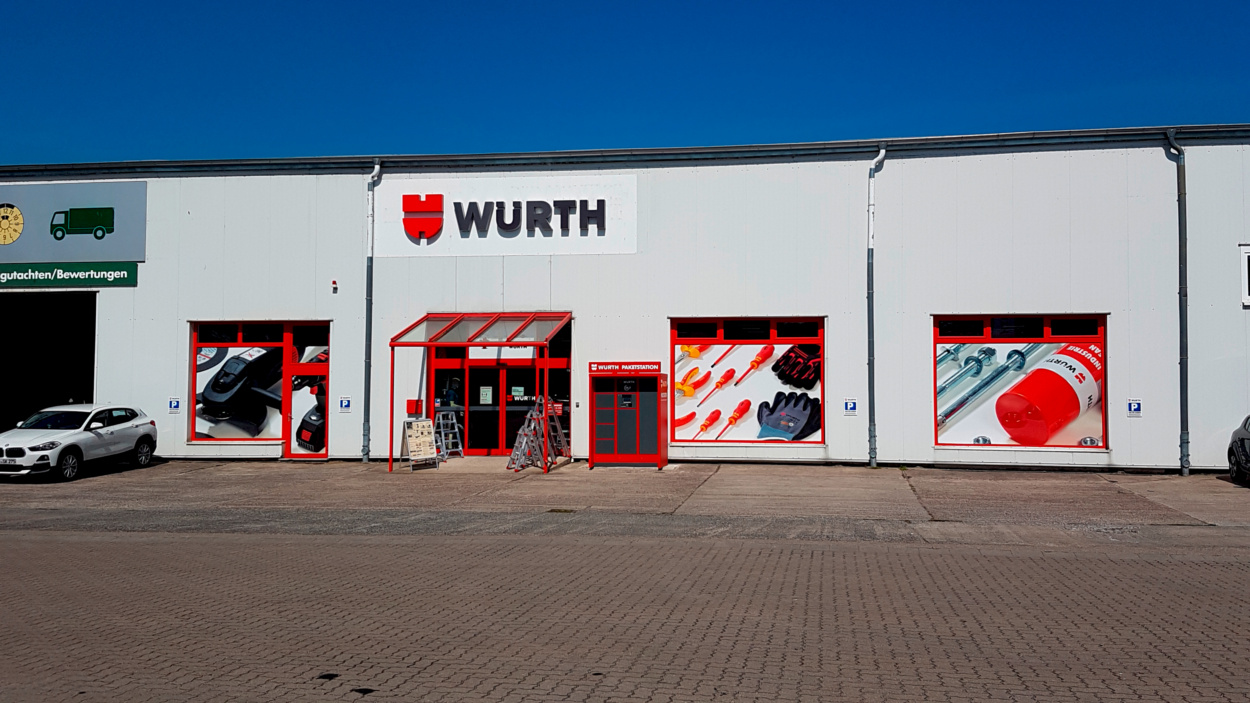 Bild Niederlassung Wismar