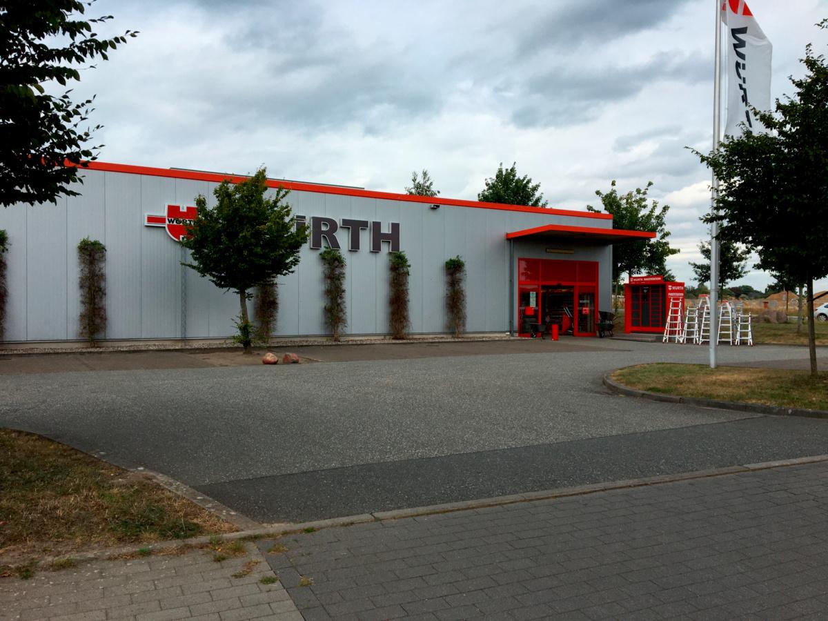 Bild Niederlassung Ahrensburg