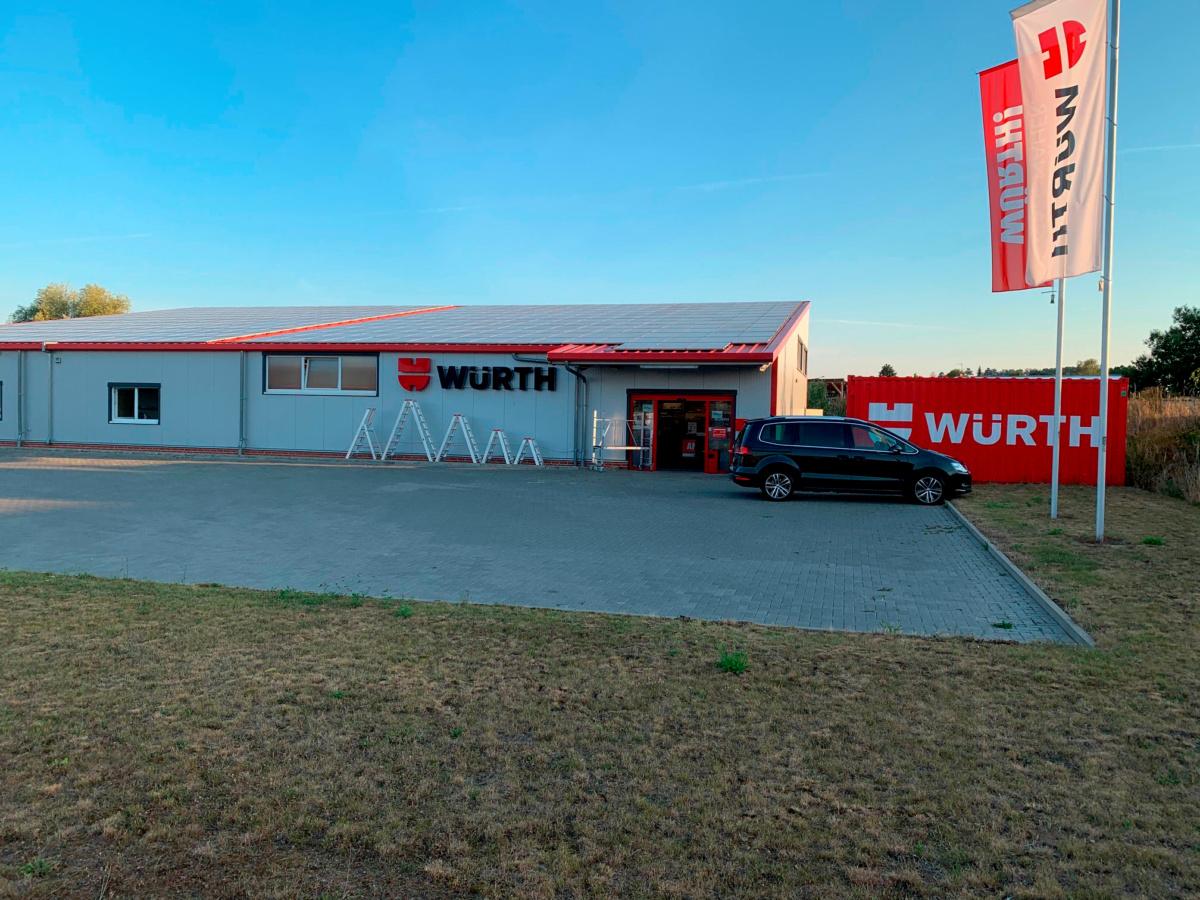 Würth Niederlassung Helmstedt