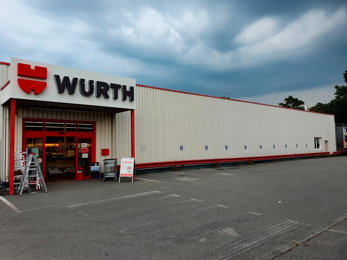 Würth Niederlassung Frankenthal