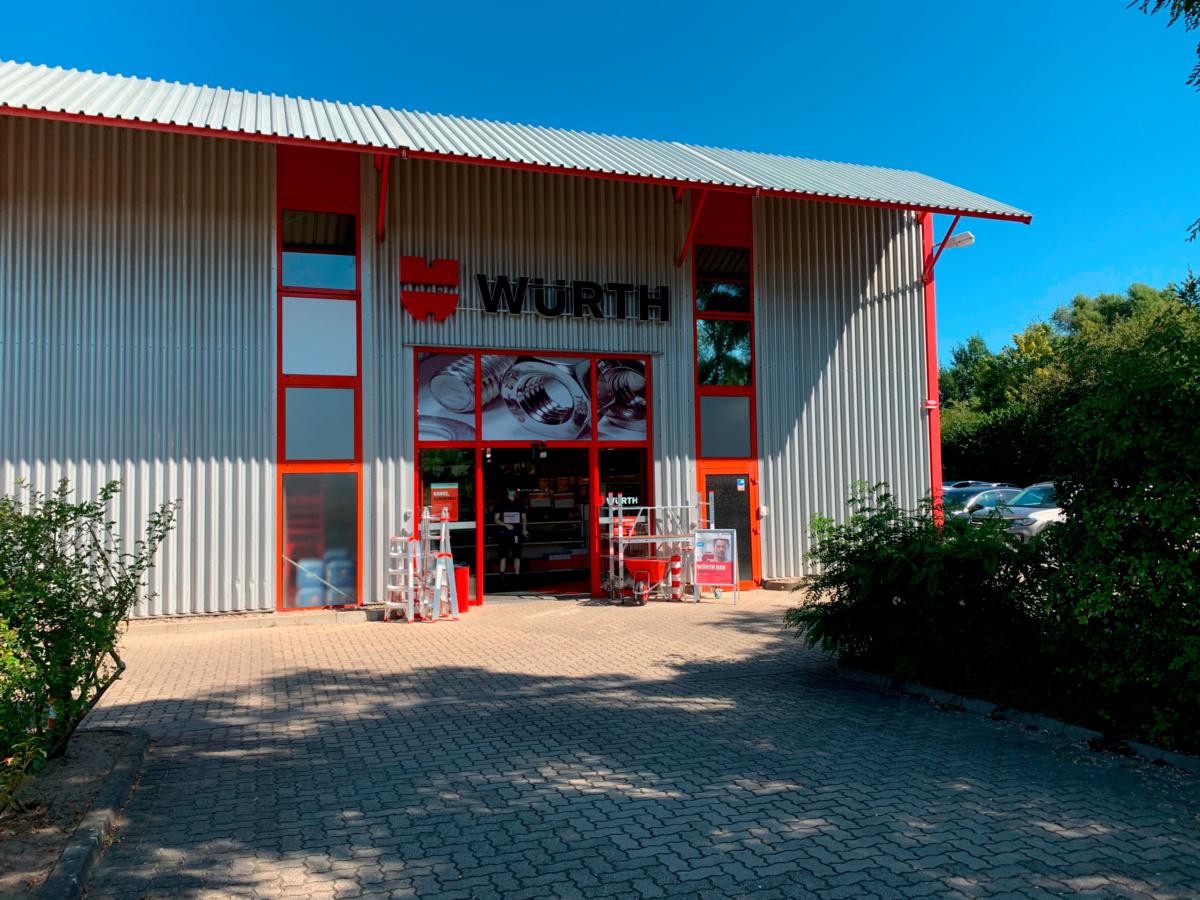 Würth Niederlassung Rostock