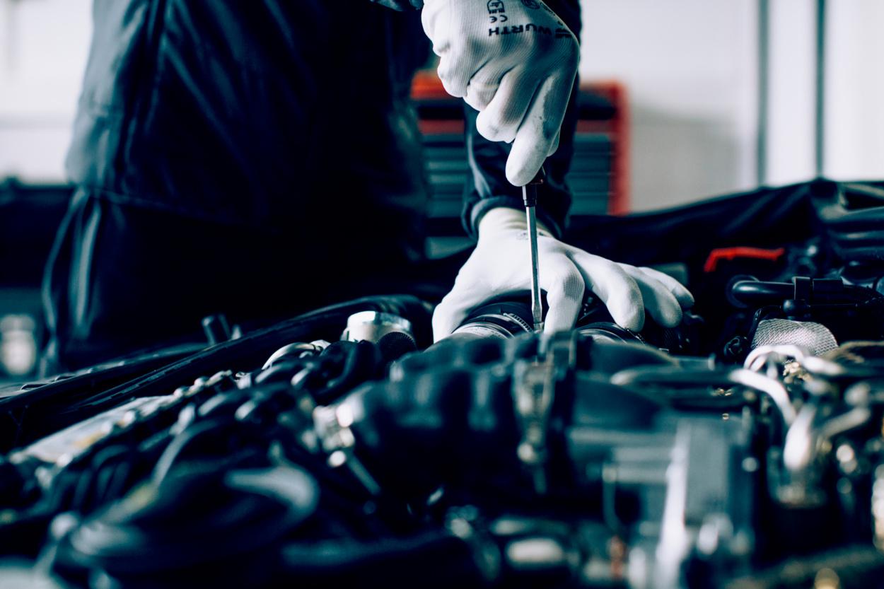 Titelbild Produktfinder für Motoren-Einstellwerkzeuge