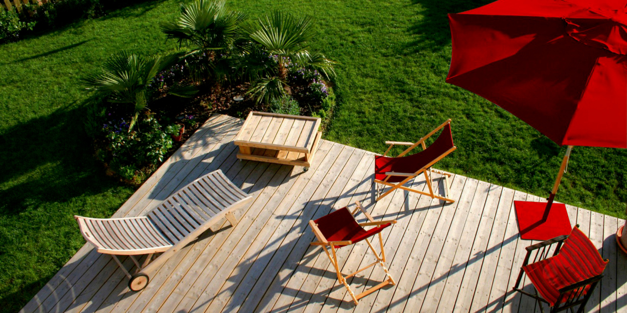 5 Tipps Für Den Bau Von Holzterrassen | WÜrth Terrassen Bau Tipps Tricks