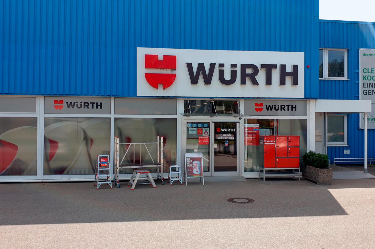 Würth Niederlassung Ingolstadt