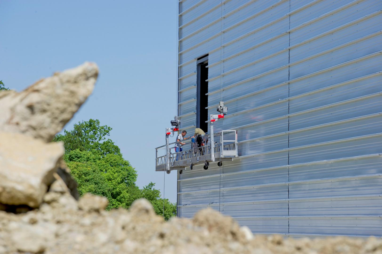 Titelbild Fassadensysteme: Tipps & Tricks zu Wärmedämmung und Befestigung