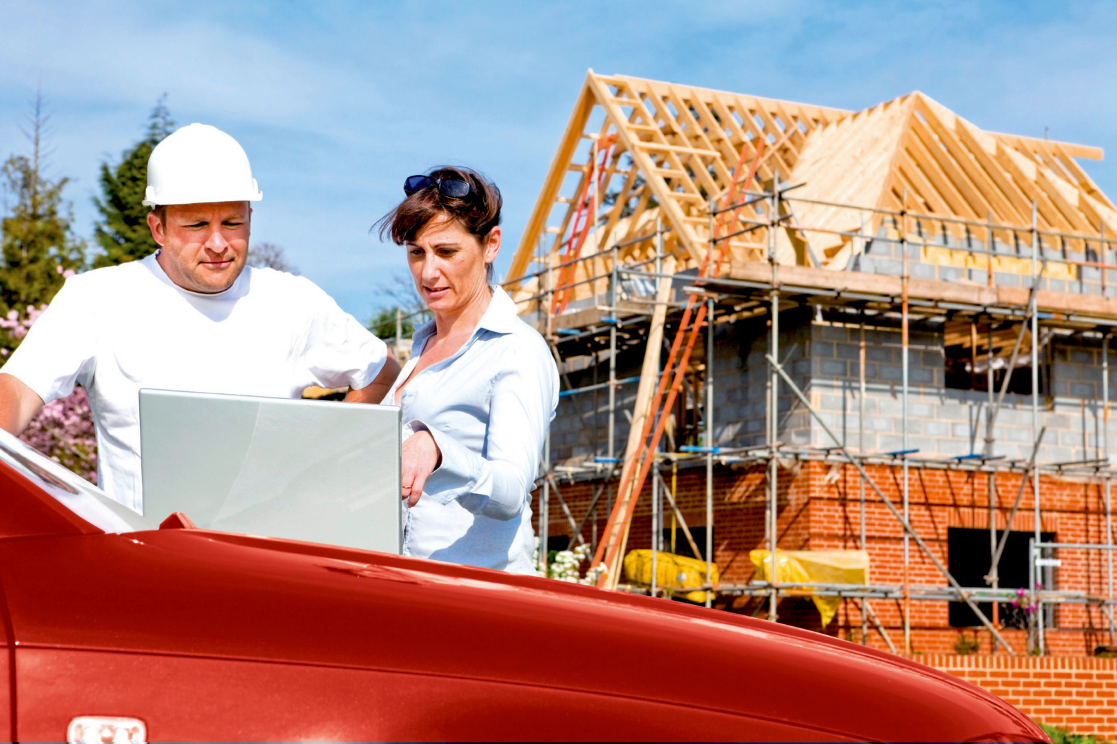 Titelbild Werden Sie Kompetenzpartner für Wohngesundes Bauen