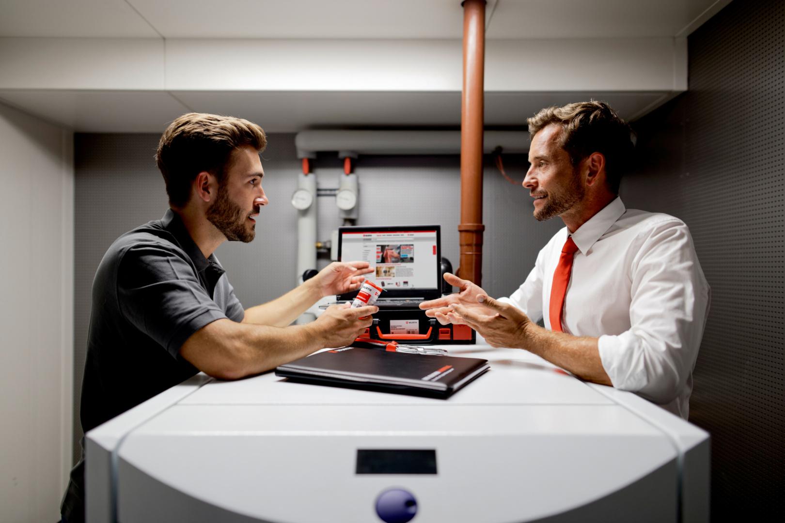 Titelbild Digitale Beschaffung: Welche Vorteile bringt sie für Handwerksbetriebe?