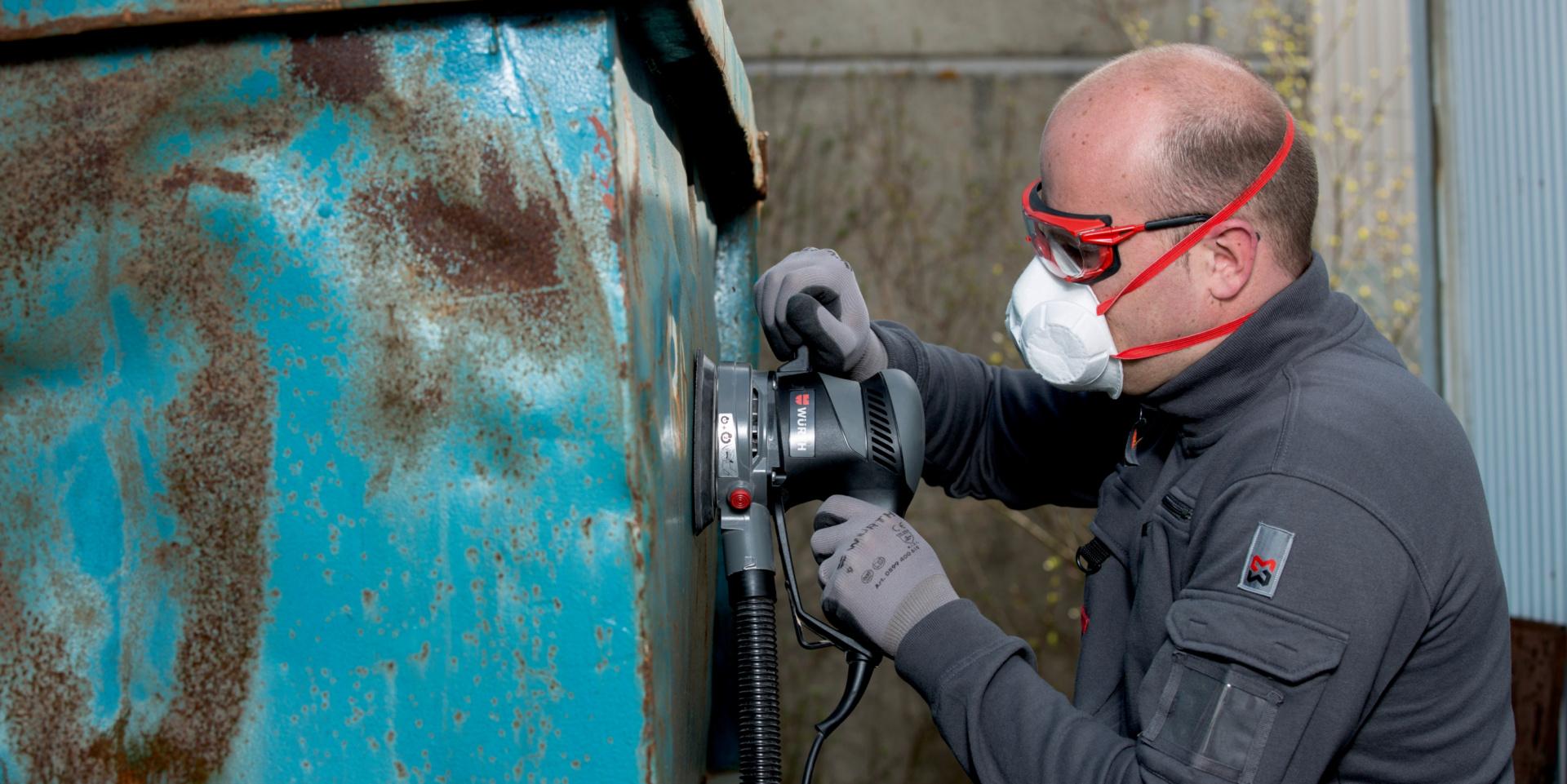 Titelbild Atemschutz im Metallbau: Die große Checkliste  für Sicherheitsbeauftragte