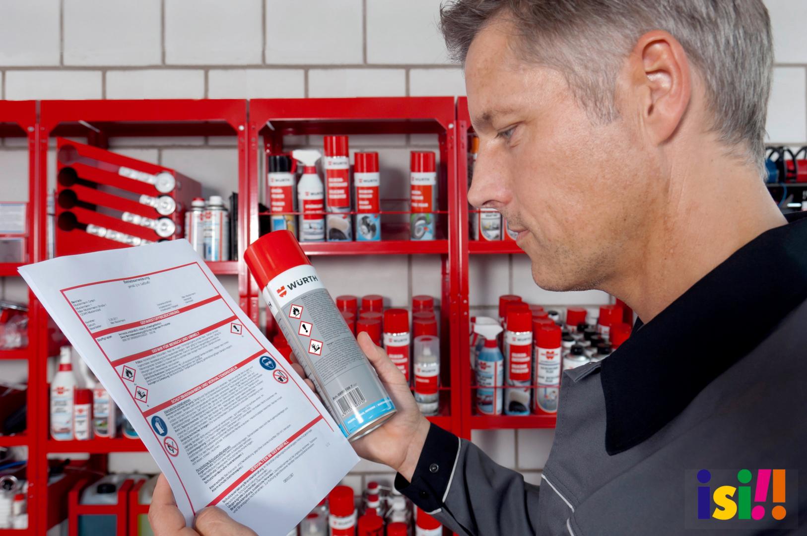 Titelbild Gefahrstoffmanagement: Wie Sie in Ihrem Betrieb für Sicherheit sorgen