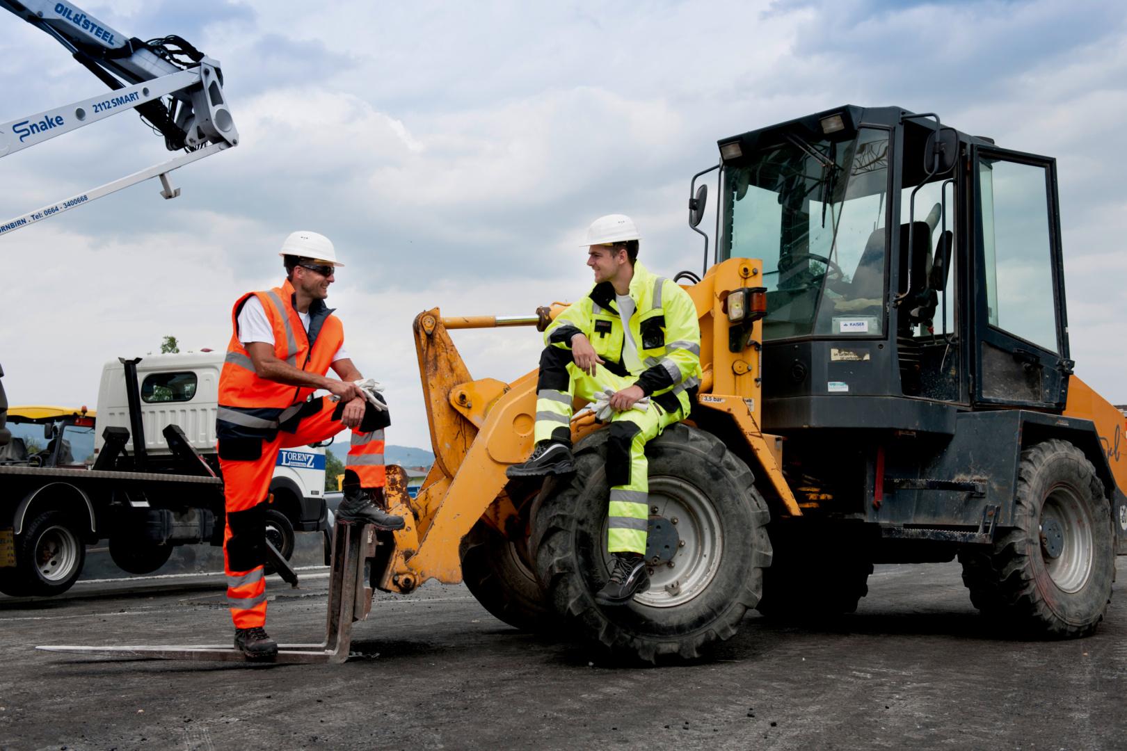 Titelbild Arbeitsschutz-Checkliste: Raus aus dem Vorschriftendschungel!