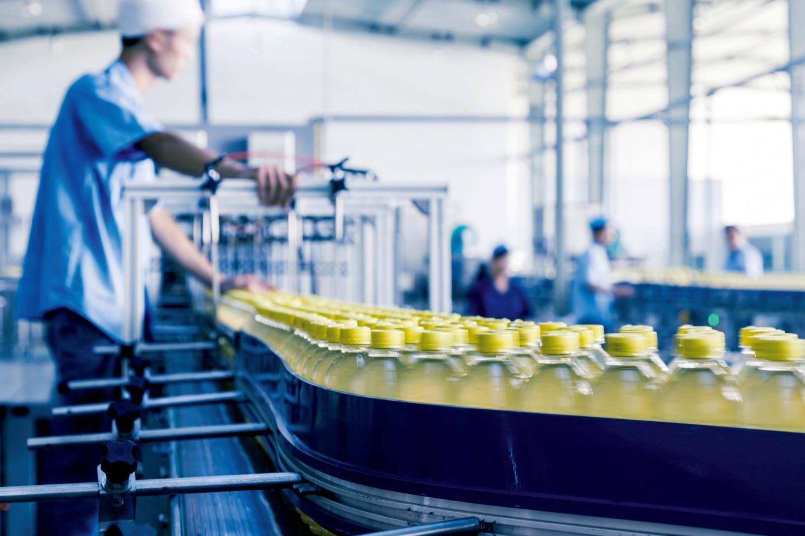 Titelbild Schmierstoffe in der lebensmittelnahen Produktion: Das müssen Sie wissen