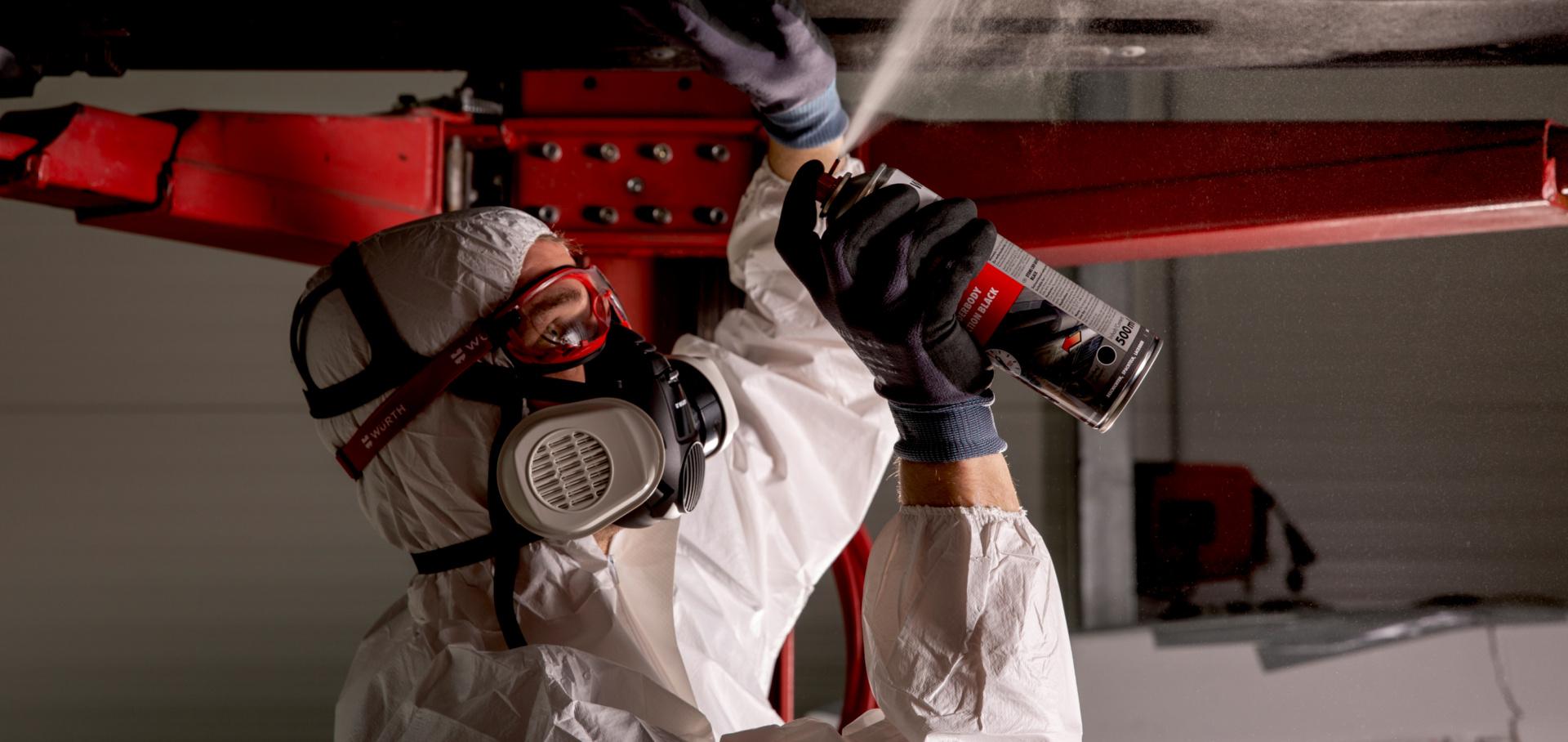 Titelbild Nie ohne Filter: Ihr schneller Weg zum richtigen Atemschutz