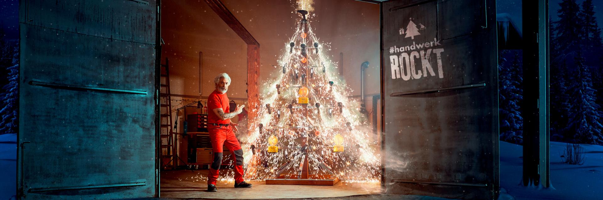 Würth Weihnachtswerkstatt