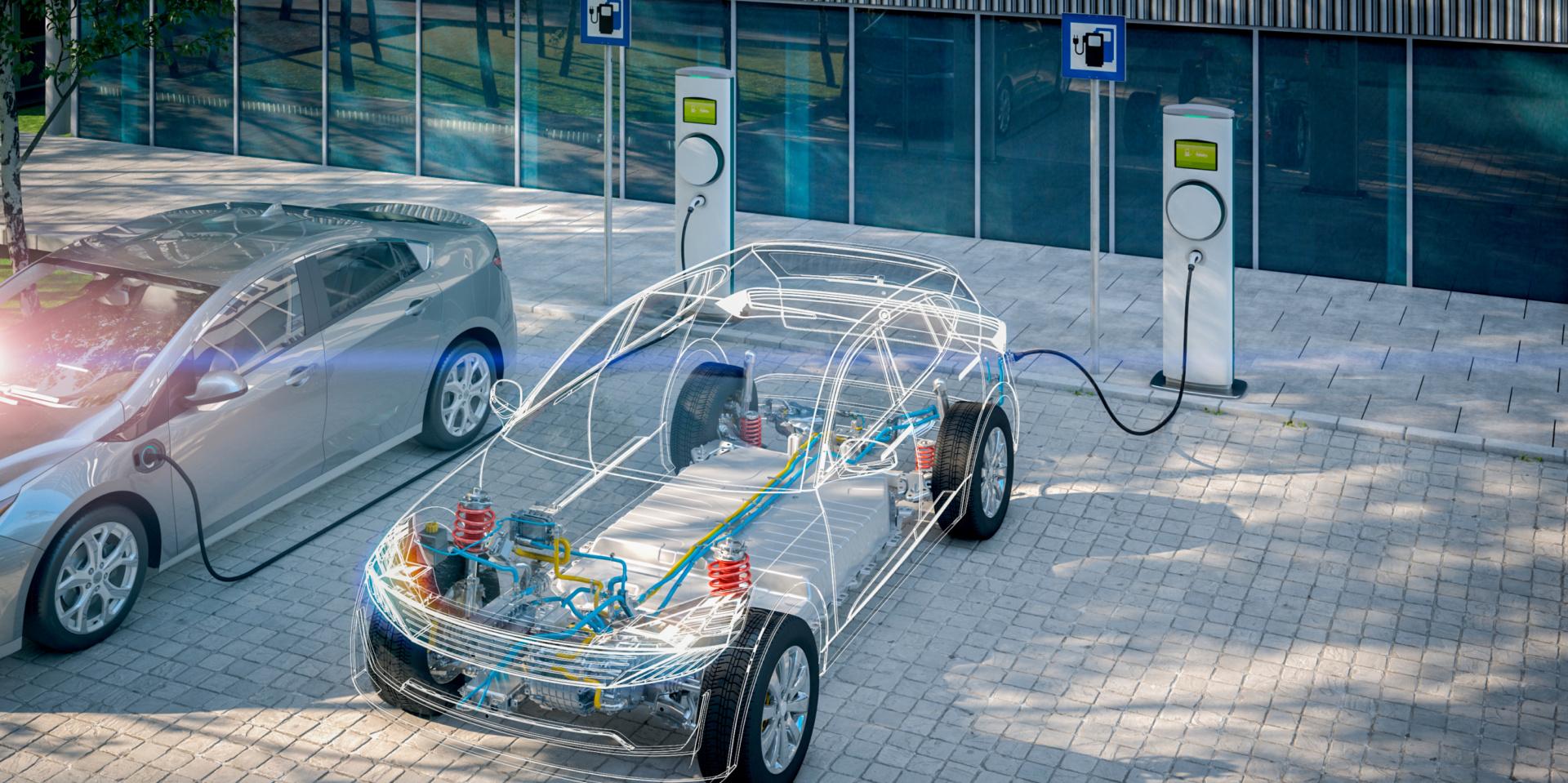 Magazin Teaser Umsteigen bitte: Elektrofahrzeuge im Handwerksbetrieb