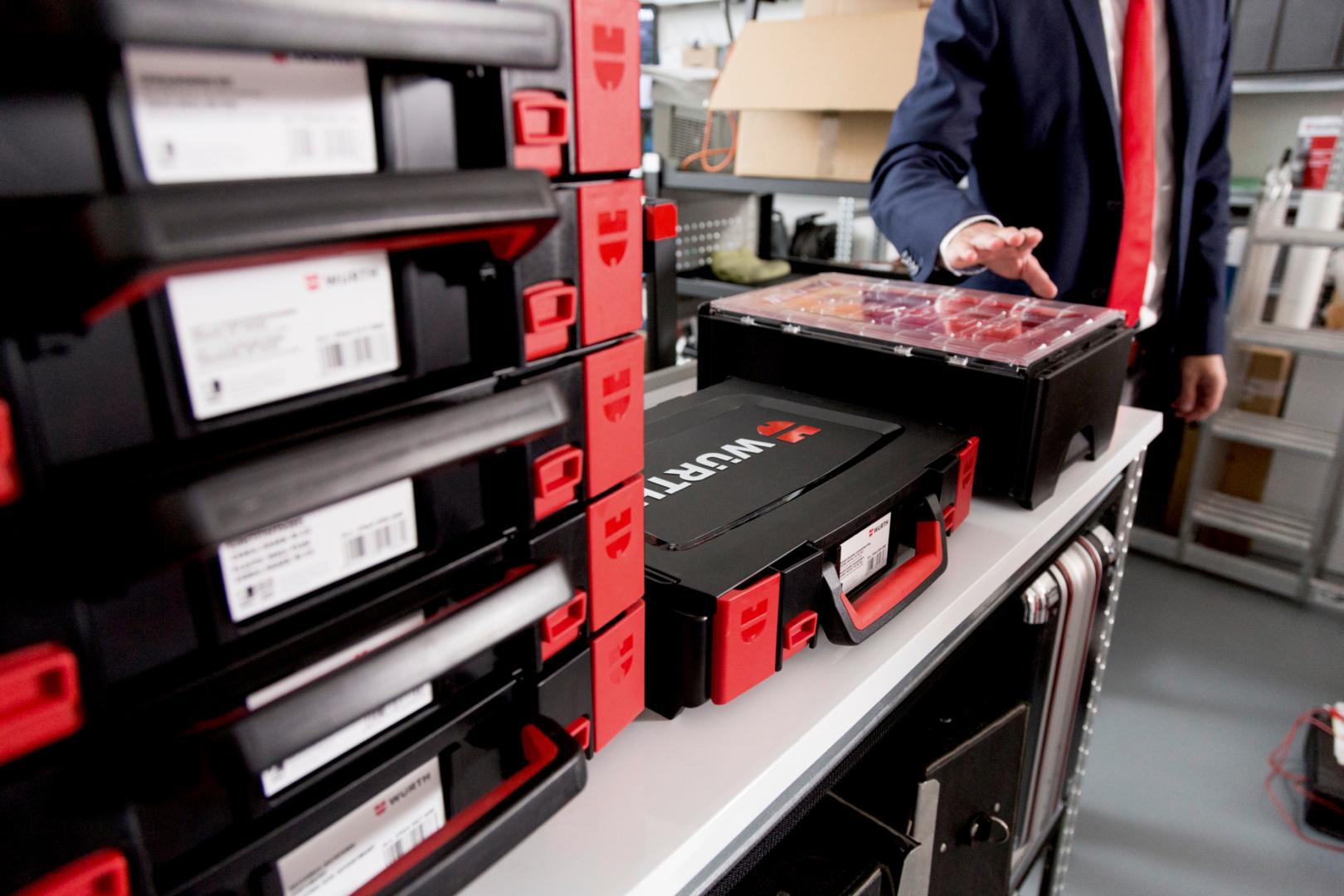 Titelbild Funktion trifft Design - Der ORSY ® System-Koffer