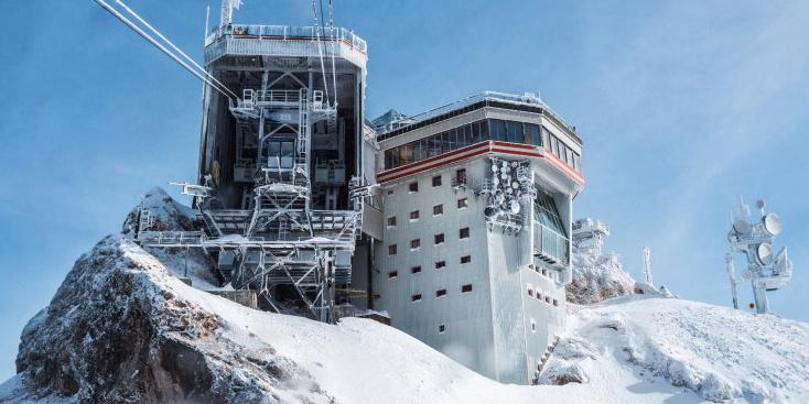 Titelbild Die Umschaltknarre auf Deutschlands höchster Baustelle
