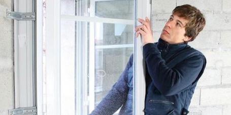 Titelbild EnEV-Anforderungen und Fenstermontage