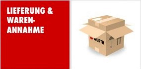 Lieferung und Warenannahme