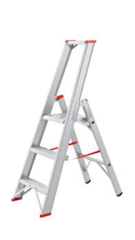 Leichte Plattformleiter 3 Stufen