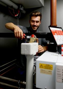 Heizung- und Sanitärtechnik