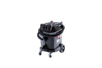 Industrie-Nass- und Trockensauger  Universeller, baustellentauglicher Sicherheitssauger mit Staubklasse M-Zertifizierung und automatischer Filterabreinigung.