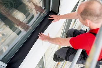 Fensterabdichtung