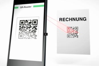 GiroCode Rechnung scannen