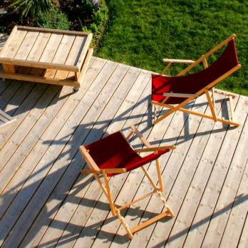 Tipps für den Bau von Holzterrassen